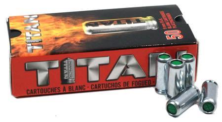 9mm P A K  Titan Blanks