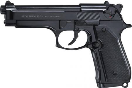 Umarex 9mm Beretta 92F *Front Vent* Blank Pistol