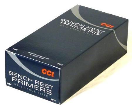 CCI Large Rifle Benchrest Primers