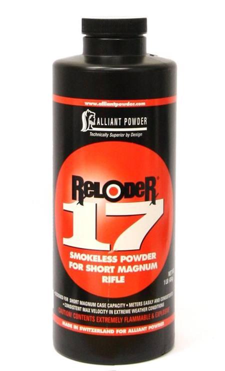 Alliant Powder Reloader 17 1lb