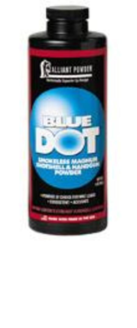 Alliant Powder Blue Dot Shoshell Powder 1lb