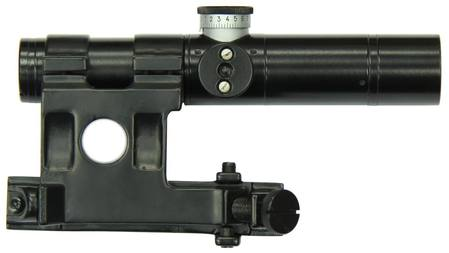 Mosin Nagant Scope Kit 91/30 PU Sniper Scope With Mount 3 5X22