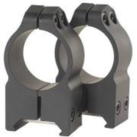 Warne Scope Mounts Rings Tactical 30MM High Matte Picatinny