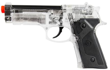 Umarex Beretta Elite II CO2 Airsoft Pistol: Clear, 6mm BB