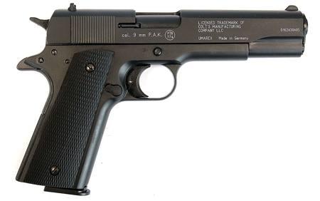 Umarex 9mm Colt Govt 1911 Blank Pistol *Front Vent*