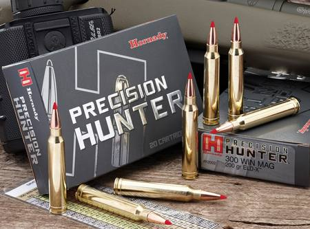 new arrival d0c48 0e932 Hornady Precision Hunter Ammunition 7mm-08 Remington 150 Grain ELD-X Box of  20 NZ - 7mm-08 by Gun City