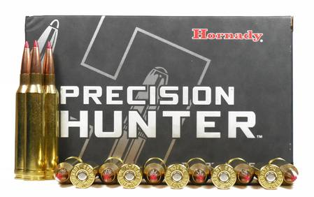 7mm Rem Mag Hornady ELD-X Precision Hunter 162gr 20 Rounds