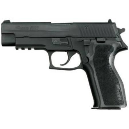 9mm Sig Sauer P226 With E2 Grip Blue/Black