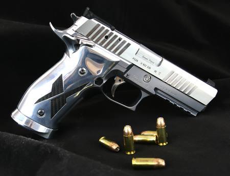 9mm SIG P226 X-Short Chrome Carbon