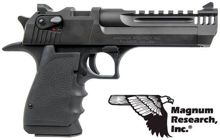 44 Mag Magnum Research Desert Eagle L5 with Integral Muzzle Brake & 5