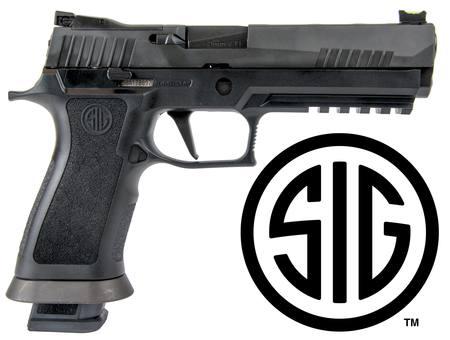 9mm SIG 320 X-Five: 5