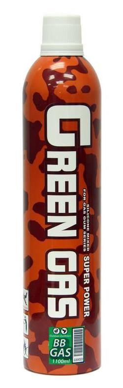 Super Power Green Gas 1100ml