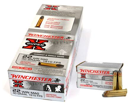 Buy 22 Mag Winchester SuperX in NZ.