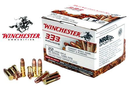 Buy 22 LR Winchester Ammo Value Pack in NZ.