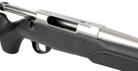 Tikka T3X SFT Stainless/Synthetic: $500+ Worth Of Factory