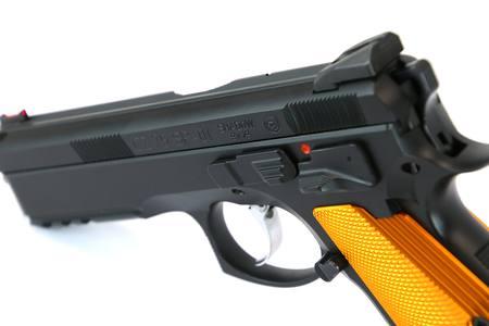 9mm CZ 75 SP-01 Shadow Orange NZ - 9mm Pistol by Gun City