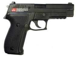 Buy Marui Sig Sauer P226 Rail  Gas Blowback 6mm in NZ New Zealand.