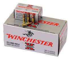 Buy 22 LR Winchester 40gr Power Point Super-X in NZ New Zealand.
