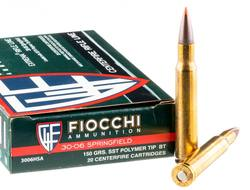 Buy Fiocchi 30-06 Extrema 150gr Polymer Tip Hornady SST *20 Rounds in NZ New Zealand.