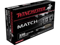 Buy 338 Winchester 250gr Hpbt 20 Rounds in NZ New Zealand.