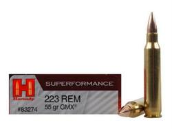 Buy 223 Hornady 55gr GMX Superformance in NZ New Zealand.