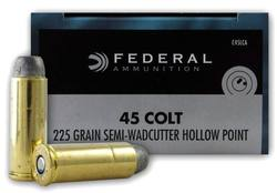 Buy 45 Colt Federal 225gr Wad Cutter 20 Rounds in NZ New Zealand.