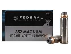 Buy 357 Mag Federal 180gr JHP 20 Rounds in NZ New Zealand.