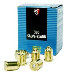 Buy Fiocchi 380 Salve Blank 50 Round in NZ New Zealand.