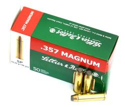 Buy 357 Mag Sellier and Bellot 158gr in NZ New Zealand.