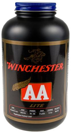 Buy Winchester AA Lite Powder: 1lb in NZ New Zealand.