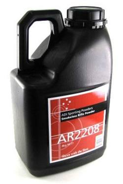 Buy ADI AR-2208 Rifle Powder 4kg in NZ New Zealand.