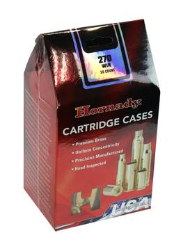 Buy Hornady Brass 270 WIN X50 in NZ New Zealand.