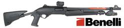 "12ga Benelli SuperNova Tactical Pump 18.5"", Minox Red Dot & Laser/Torch Package"