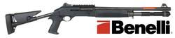 "Buy 12ga Benelli M4 Tactical Super 90 with Ghost Ring Sights and Telescopic Buttstock: 18.5"" in NZ New Zealand."