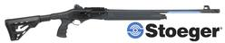 "Buy 12ga Stoeger M3000 Blued/Synthetic with Telescopic Stock: 24"" in NZ New Zealand."