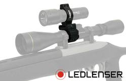 Buy GCL LED Lenser P7 & MT7 Torch Scope Mount in NZ New Zealand.