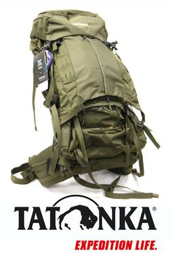 Buy Tatonka Bison 75L Pack - Olive in NZ New Zealand.