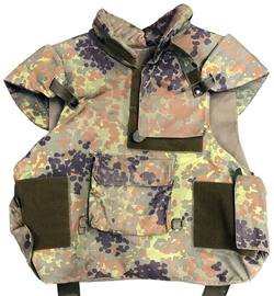 Buy German Vest Camo in NZ New Zealand.