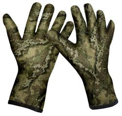 Buy Hunters Element Super Tough  Gloves Max4 Camo in NZ New Zealand.