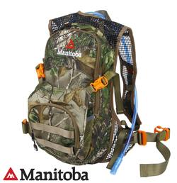 Buy Manitoba 8 Litre Scout Pack with Bladder: Realtree Camo in NZ New Zealand.
