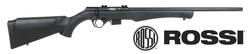 "17 HMR Rossi 8117 Blued/Synthetic: Threaded, 18"" Barrel"