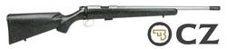 "Buy 17 HMR CZ 455 Stainless/Synthetic with Muzzle Brake 16"" in NZ New Zealand."