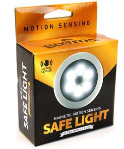 Buy Boston Security Magnetic Motion Sensor LED Light for Safes in NZ New Zealand.