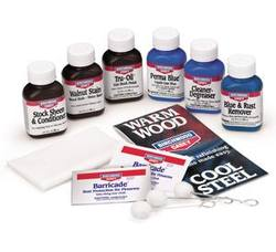 Buy Birchwood & Casey Deluxe Kit Blue & Wood in NZ New Zealand.