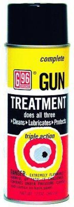 Buy G96 Gun Treatment 12OZ 340.2G in NZ New Zealand.