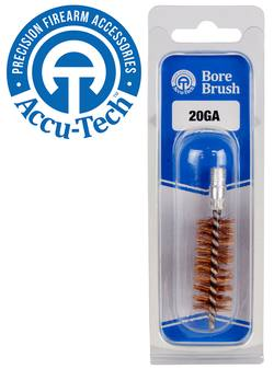 Buy Accu-Tech Bronze Cleaning Brush: 20 Gauge in NZ New Zealand.