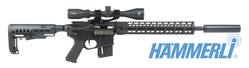 Buy .22 LR Hämmerli TAC R1, Ranger 3-9x42 Scope & Hushpower Silencer Package in NZ New Zealand.