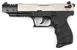"Buy 22 LR  Walther P22 Target Nickel 5"" in NZ New Zealand."