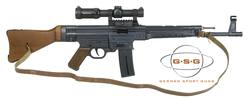 "Buy .22 LR German Sport Guns STG-44 16.5"" with Wooden Grips & Ranger 1-8x24i Scope in NZ New Zealand."