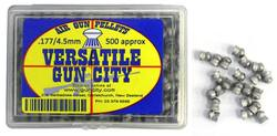 Buy Gun City .177 (4.5mm) Versatile 500x Pellets in NZ New Zealand.